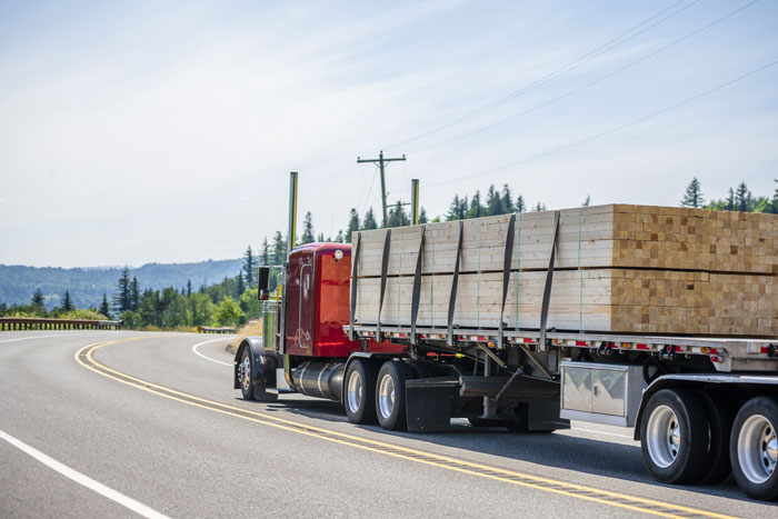 moving freight with tracking